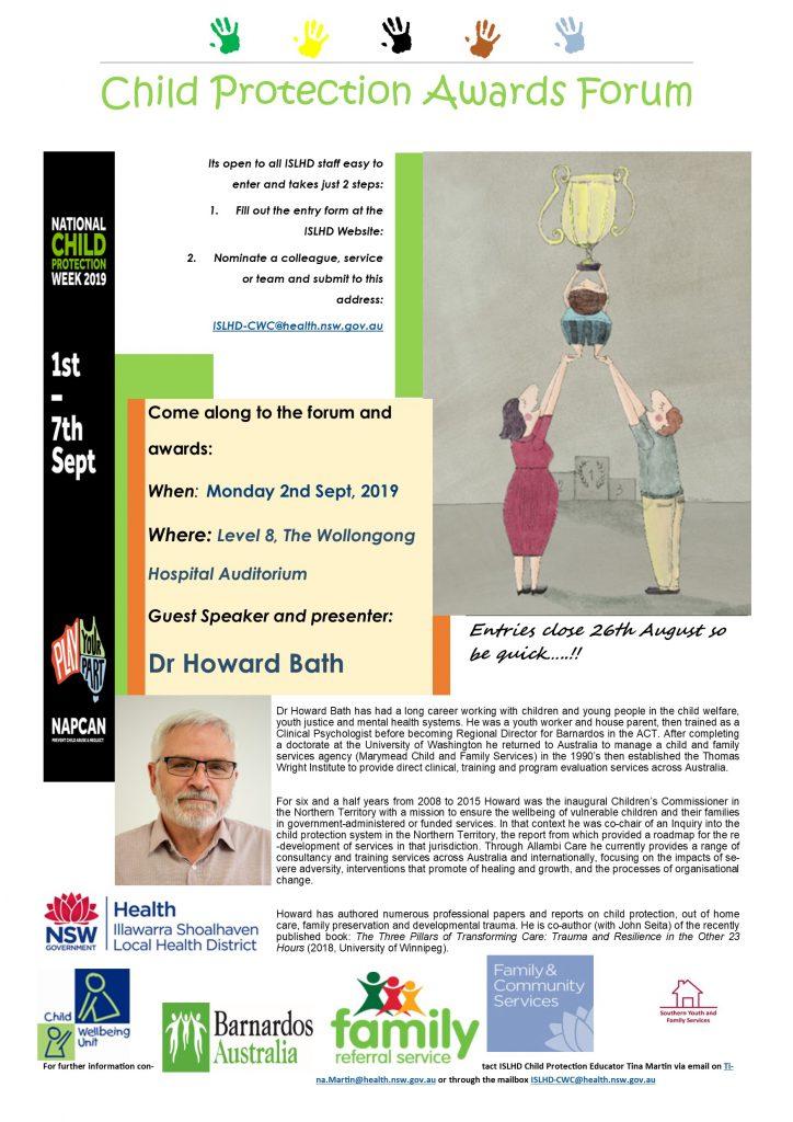 Illawarra Shoalhaven Local Health District Child ...